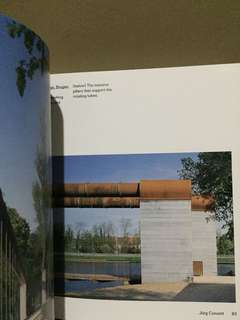Swiss made new architecture from switzerland book