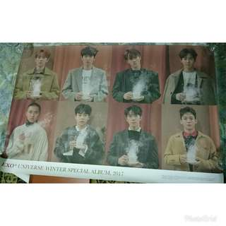 Exo universe poster