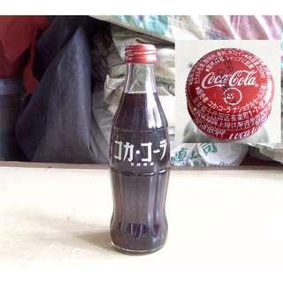 日本250毫升可口可樂玻璃樽一枝