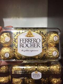 Ferrero Rocher 16s
