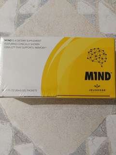 Jeunesse M1ND Memory Boosting Supplement