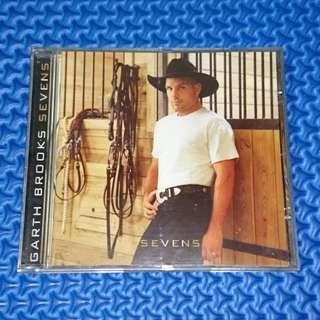 🆒 Garth Brooks - Sevens [1997] Audio CD