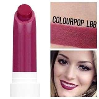 Colorpop Lippie Stix - LBB (matte)