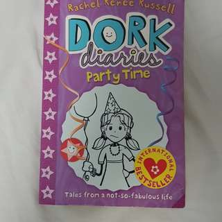 Rachel Renee Russell Dork Diaries Party Time