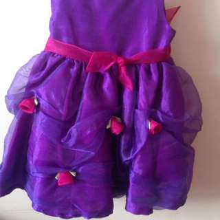 Dress/Semi gown/occasional dress..for kids age 1 or 1 half old..