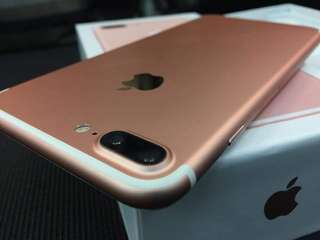 IPHONE 7 PLUS 128GB FACTORY UNLOCK TO ALL NETWORK