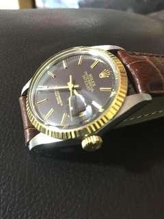 Rolex 16013 Dark Grey Dial