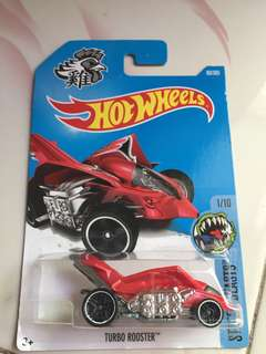 Turbo Rooster Limited Edition