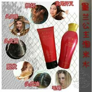 Princess molan natural hair care