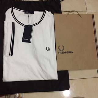 Fred Perry T-Shirt Authentic
