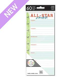 ALL STAR - Half Sheet - Classic