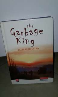 """ The Garbage King "" by Elizabeth Laird"