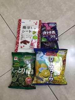 🚚 日本零食組合包