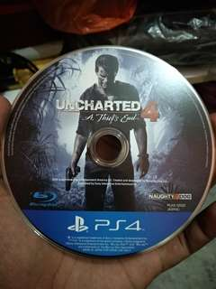 Uncharted 4 (no cover)