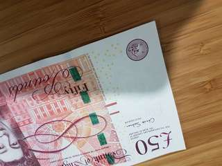 British Pound £ for SGD