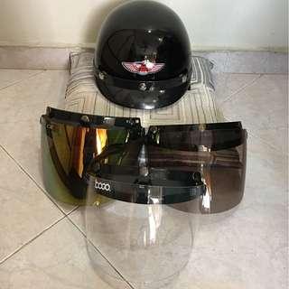 Helmet MHR Steng (III)