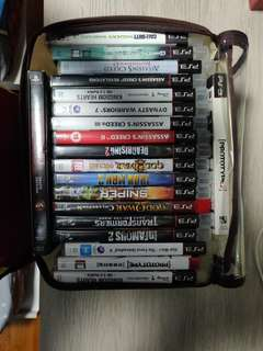 PS3 Games $8 each. Everything must go
