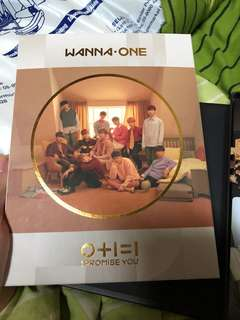 WANNAONE IPU ALBUM (DAY VER)