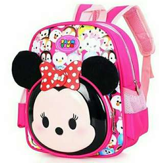 Minnie & Mickey Kids  Backpack