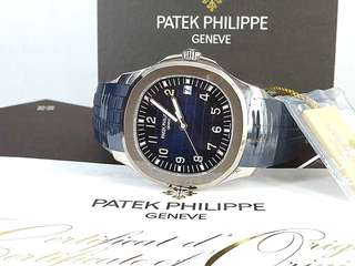 New Patek Philippe 5168G-001 18KWG Aquanaut 42.2mm Jumbo
