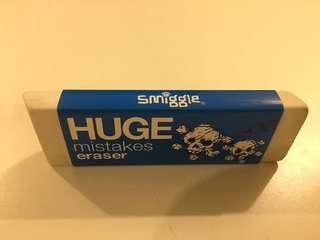 Smiggle Hugh Mistake Eraser