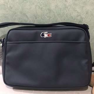 Lacoste bag for man original with tag