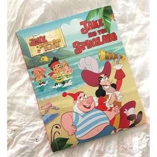 Jake and the SpyGlass Disney Children's Book
