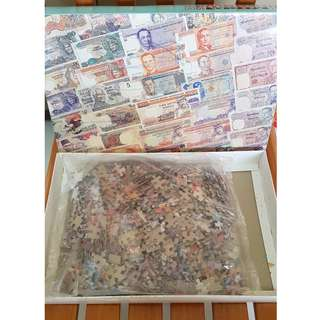 Jigsaw ASEAN Currency Collection