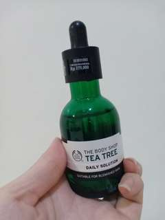 Serum Tea Tree ( Daily Solution)