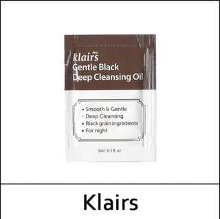 Klairs Cleansing Oil