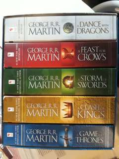 Brand new Game of Thrones series