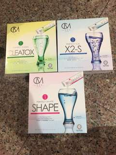 Vivien yeo cm less step 123 drinks slimming detox