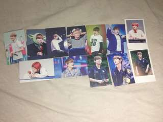 Taehyung Fansite PC's - Winterstrawverry (12 pcs)