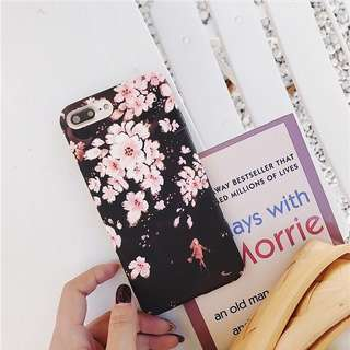 Cherry Blossoms Hard Case