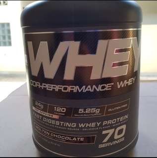 WHEY cor-performance whey/Supplemen Fitness