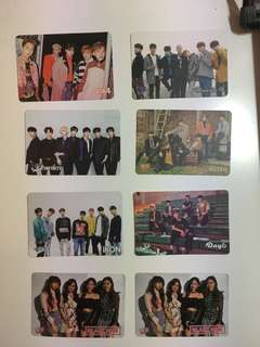 團體 yes card