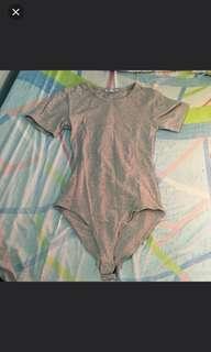 ZARA Bodysuit Shirt