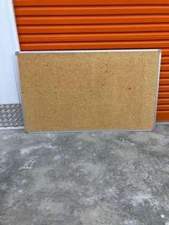 1.5m x 92cm Corkboard