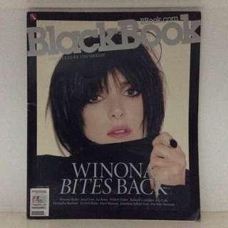 Blackbook Magazine November 2009