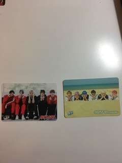 NCT yes card