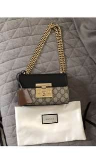 Authentic Gucci Padlock Small