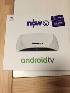Now E AndroidTV 機頂盒 set top box World Cup 2018世界杯