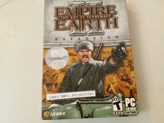 電腦遊戲 Empire Earth II Expansion