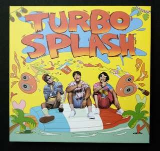[Postage Free] Turbo Splash CD