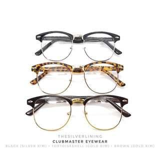 🚚 Clubmaster Eyewear
