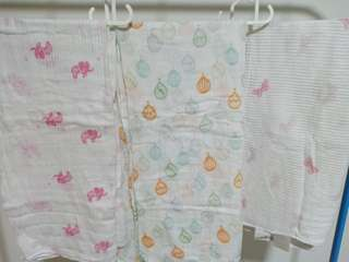 Baby Blanket set of 3