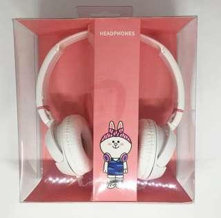 🚚 Line 兔兔Cony 頭戴式耳機