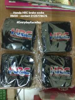 Honda HRC brake socks