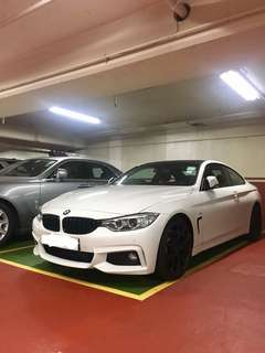 BMW 428I M SPORT COUPE 2014