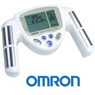 🚚 [X'mas Sales] Brand New & Authentic OMRON Body Fat Monitor BF306 and FREE SAME DAY DOORSTEP DELIVERY at S$78!